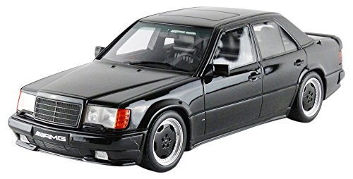 Ottomobile OTTO Mobile–ot638–Mercedes-Benz 300E 5.6AMG W124–1987–Echelle 1/18–Schwarz