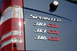 09 Sprinter CDI 2009