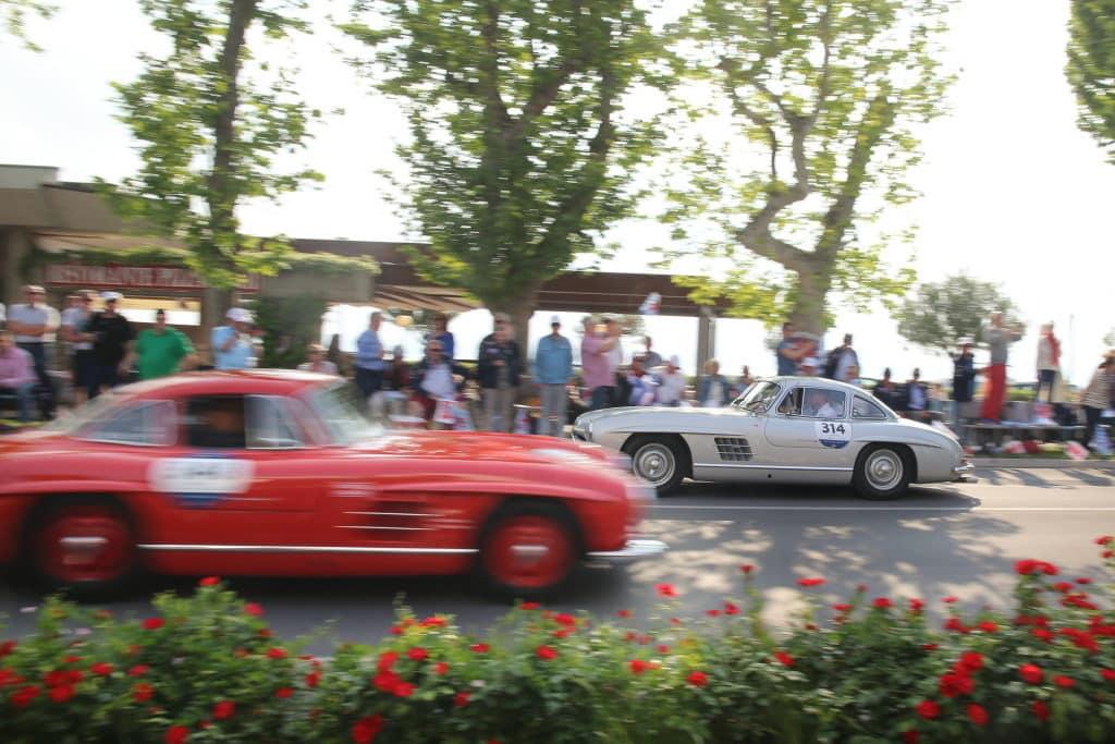 125 Jahre Motorsport zur Mille Miglia