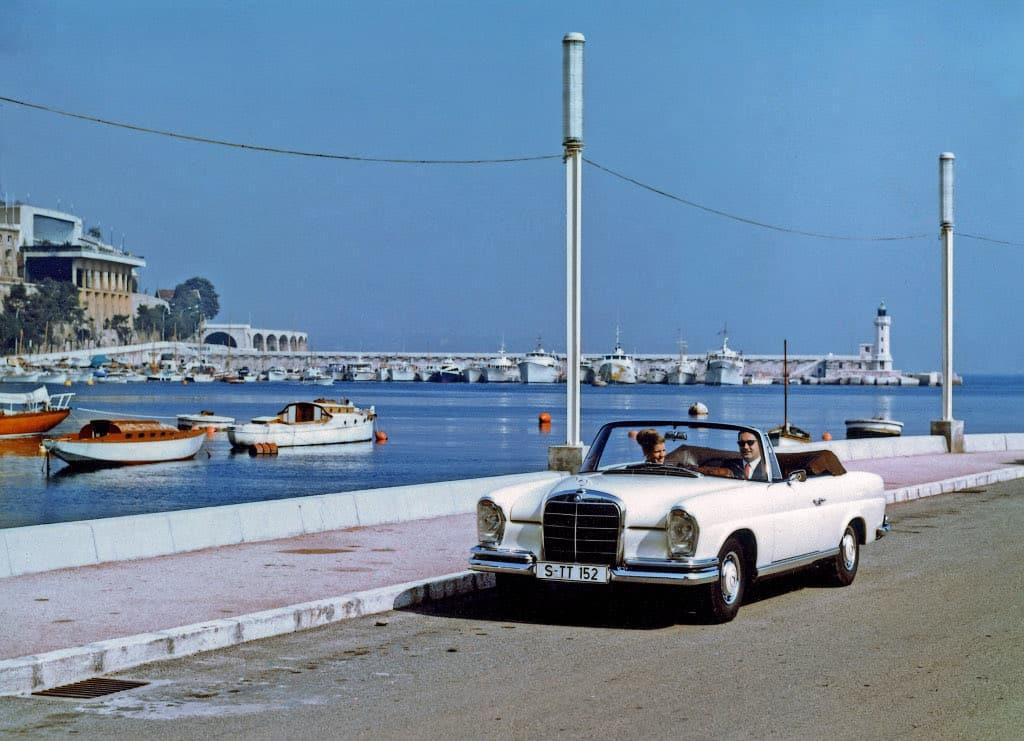Baureihe 111 Cabriolet