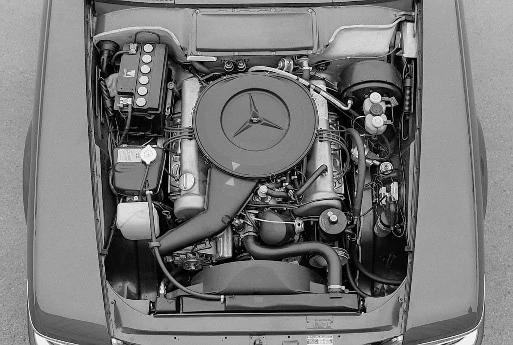 SL R107 Motor