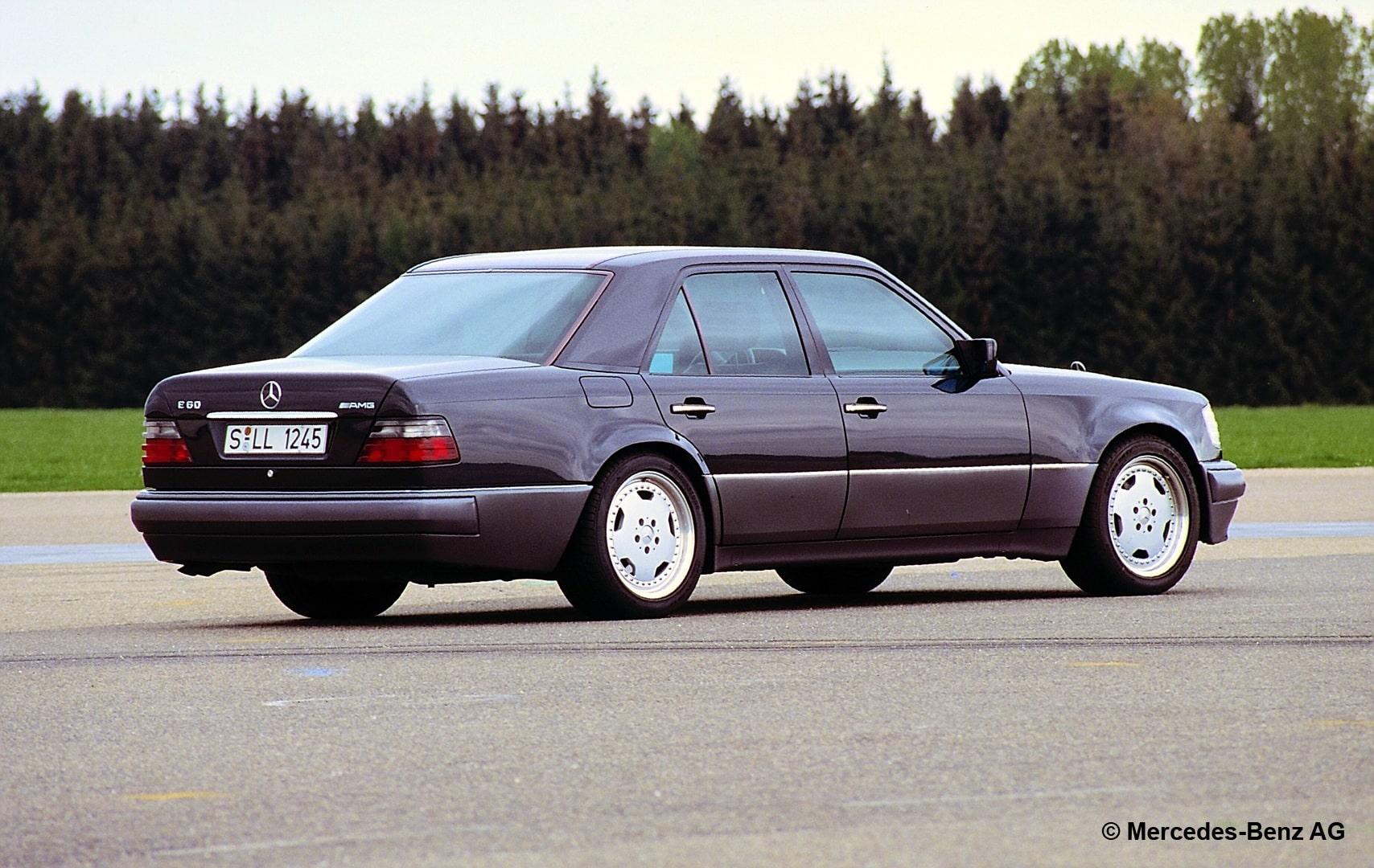 W124 E60 AMG