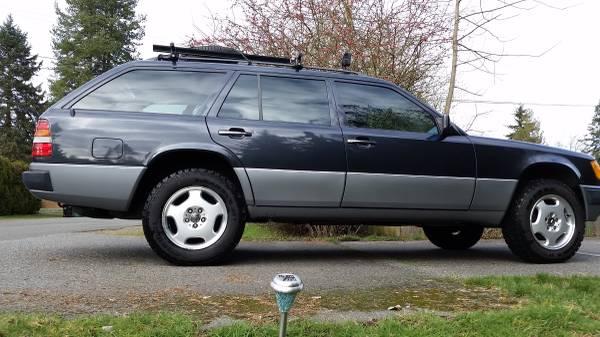 Mercedes 300TE 2