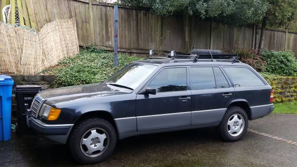 Mercedes 300TE 3